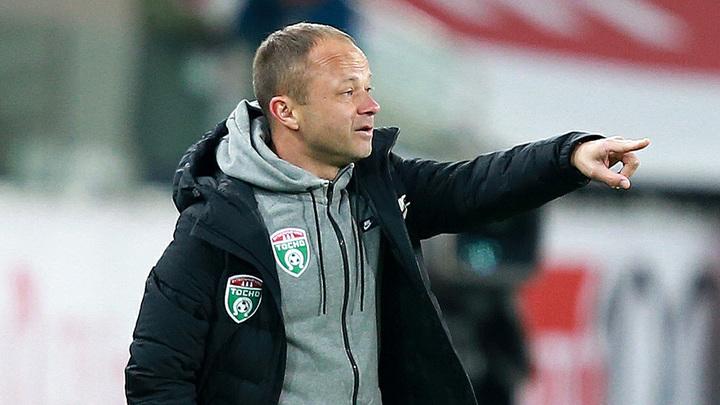 Парфёнов официально назначен главным тренером Урала