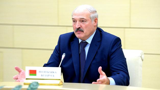 Это не команда. Лукашенко жёстко раскритиковал свою хоккейную сборную
