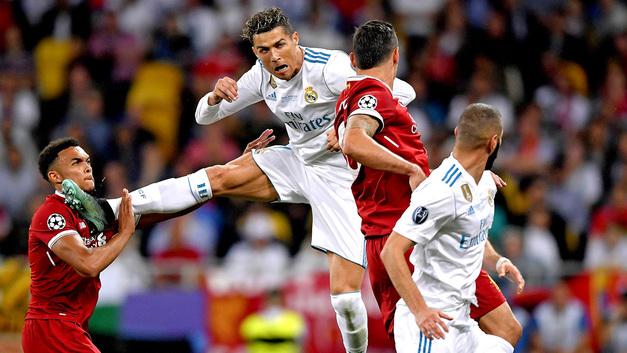 Лучшим в Лиге чемпионов-2017/18 признан гол Роналду Ювентусу