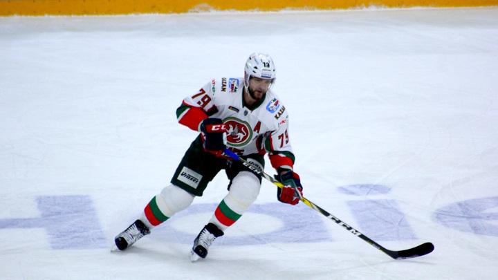 Андрей Марков привёз Кубок Гагарина в родной Воскресенск