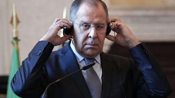 Глава МИД Украины решил устроить засаду Сергею Лаврову в Вене