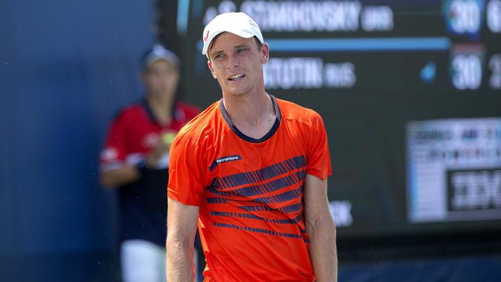 Украинский теннисист заявил о ненависти к русским и русской речи