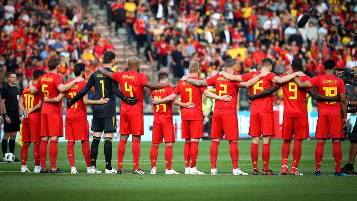 Сборная Бельгии определилась с окончательной заявкой на ЧМ-2018