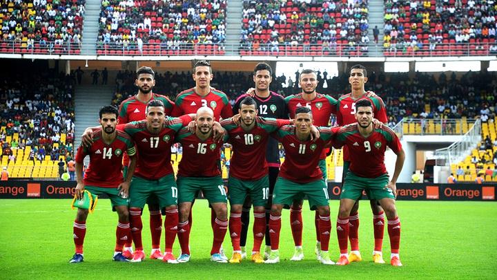 Сборная Марокко подала окончательную заявку на чемпионат мира-2018
