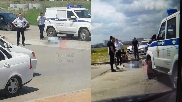 Сообщается о стрельбе с погибшим в Краснодаре