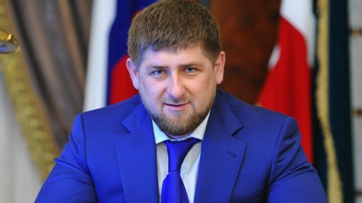 """Кадыров """"сдал"""" вице-премьера Украины после общего фото"""