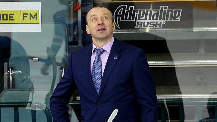 Андрей Скабелка назначен главным тренером Барыса