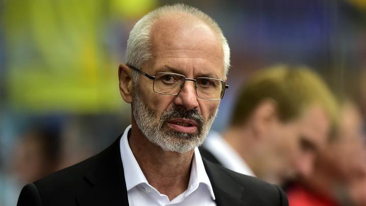 Вацлав Сикора вошёл в тренерский штаб Сочи