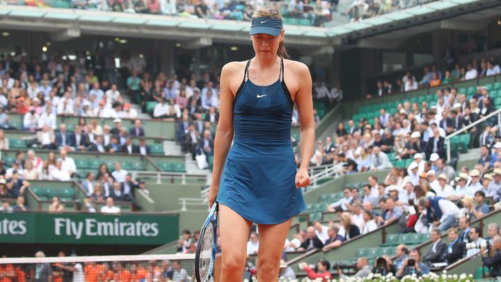 Шарапова поднялась на 23-е место в рейтинге WTA