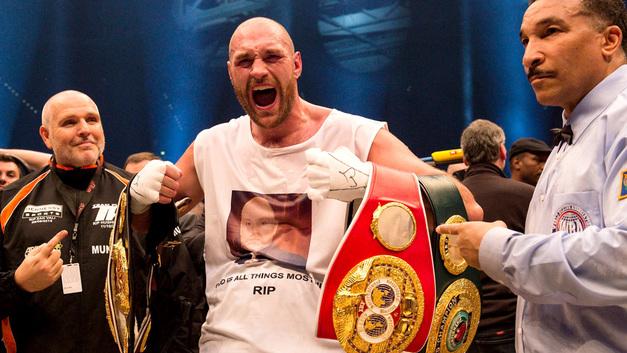 Экс-чемпиону мира Тайсону Фьюри вернули боксёрскую лицензию