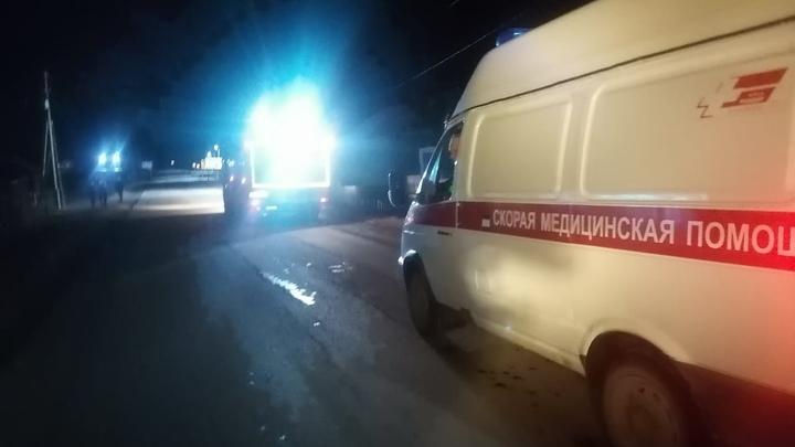 В Челябинской области трехлетний ребенок упал в водоотводной канал