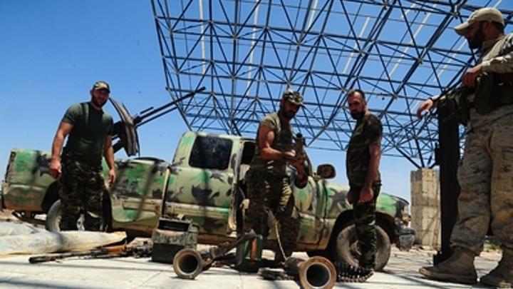 США случайно «засветили» на фото французских военных в Сирии