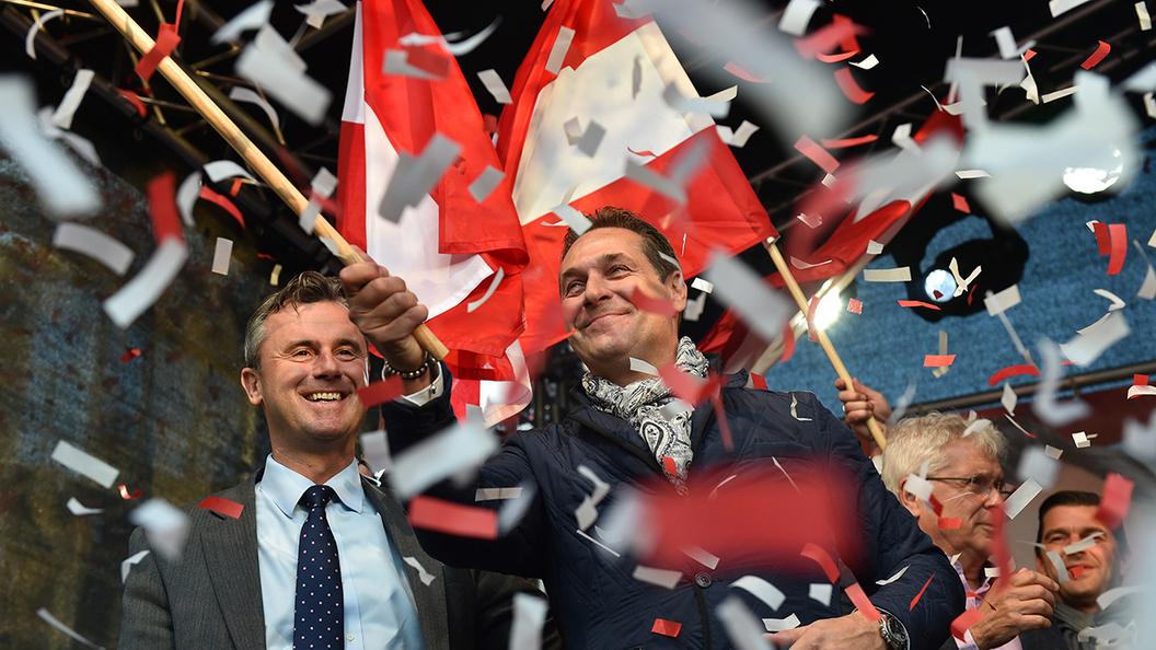 Выборы в Австрии могут перевернуть Европу