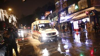 Кто стоит за терактом в Стамбуле?