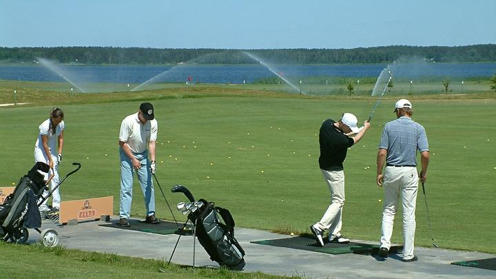 В Подмосковье открылся первый маршрут для гольф-туристов