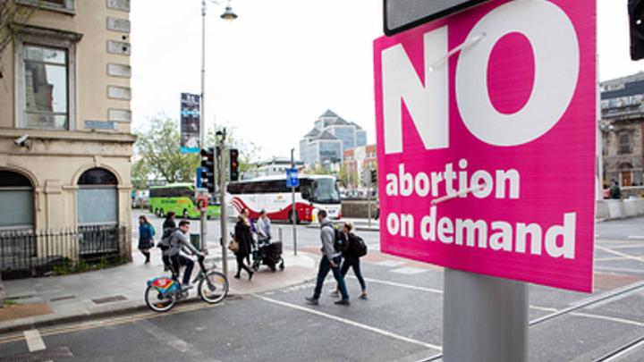 Ждите абортов: Ирландия разрешила уничтожать детей в утробе