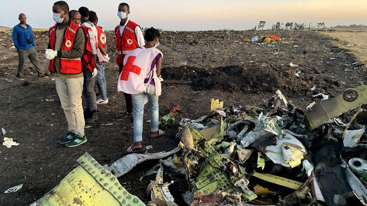 Роковой рейс эфиопского «Боинга»: Опять виновата автоматика?
