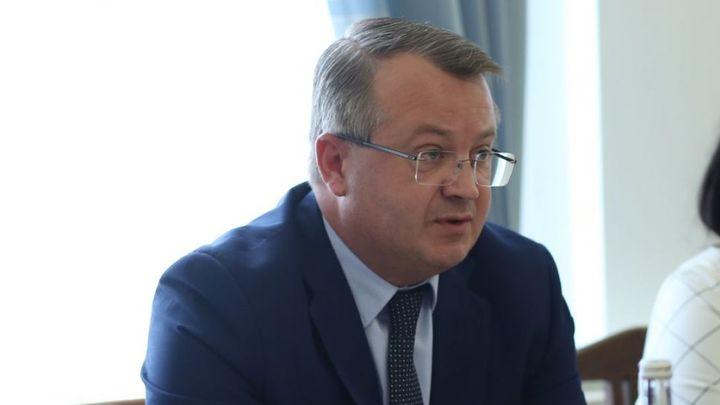 Замгубернатора Ростовской области по внутренней политике отправляется в отставку