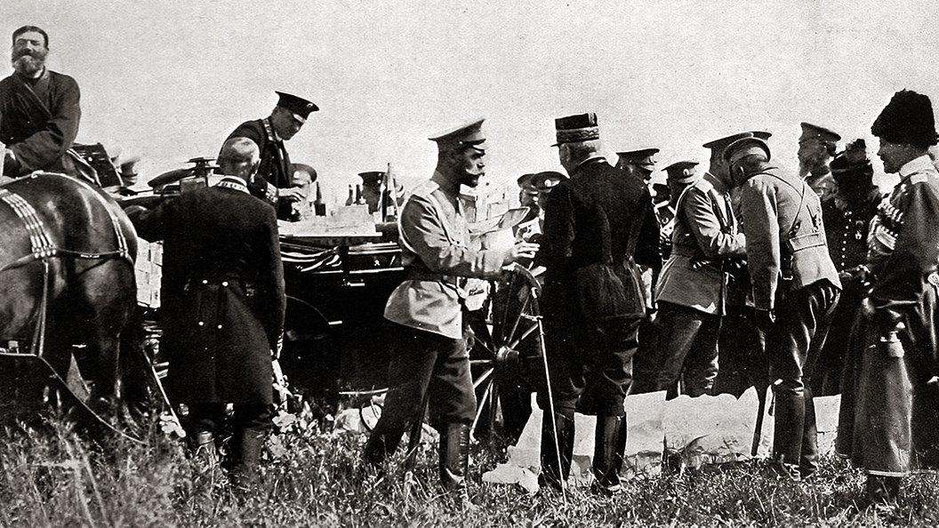 Как Россия встретила Вторую Отечественную войну 1914 года