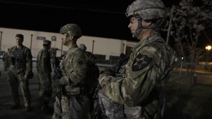 США не будут прекращать военные учения с Южной Кореей