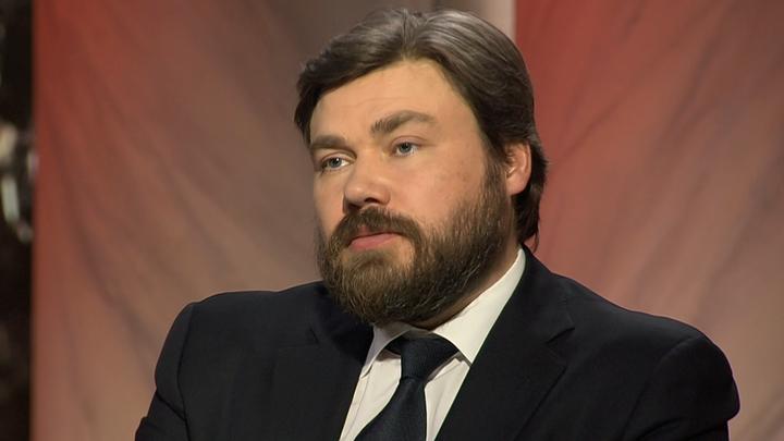 Константин Малофеев: Киев зарабатывает политические очки на больных детях