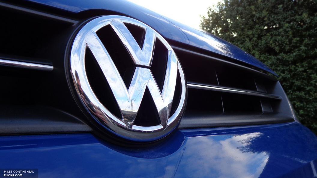 Volkswagen в РФ: В марте продажи немецких авто выросли на 16 процентов