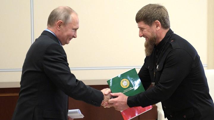 Главными героями украинских дебатов стали Путин и Кадыров