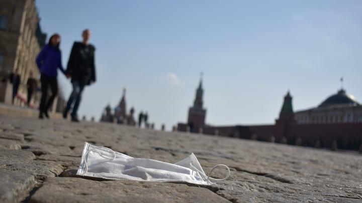 Динамика улучшается? Оперштаб обновил данные по числу заболевших коронавирусом в России