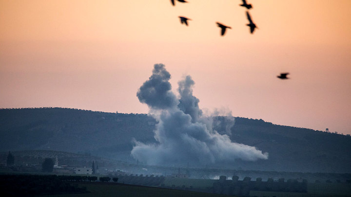 Как Ближний Восток реагирует на операцию Турции в Африне