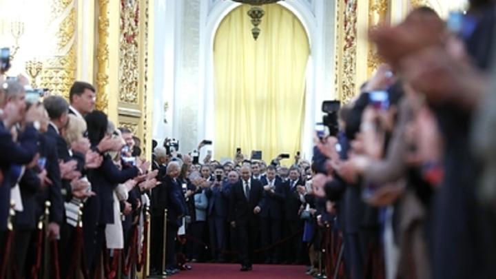 Чечня через Госдуму настояла на пожизненном правлении Путина