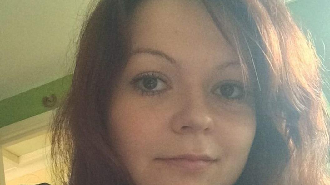 РосСМИ афишировали «разговор» Юлии Скрипаль из клиники