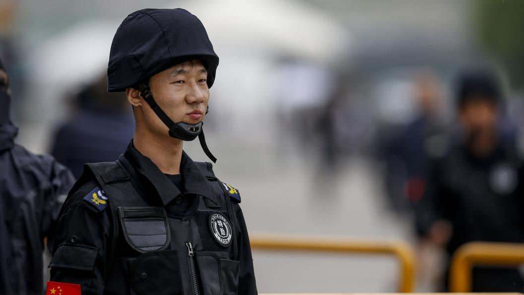 В КНР  при взрыве наруднике погибли 11 человек