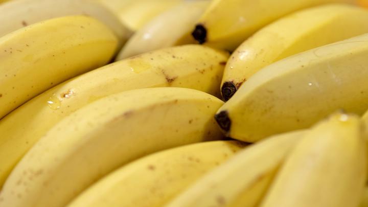 Чтобы бананы не чернели: Возьмите кусочек скотча