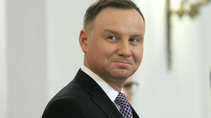 Дуда твёрдо выступил против разгула ЛГБТ в Польше. А затем мягко оправдался
