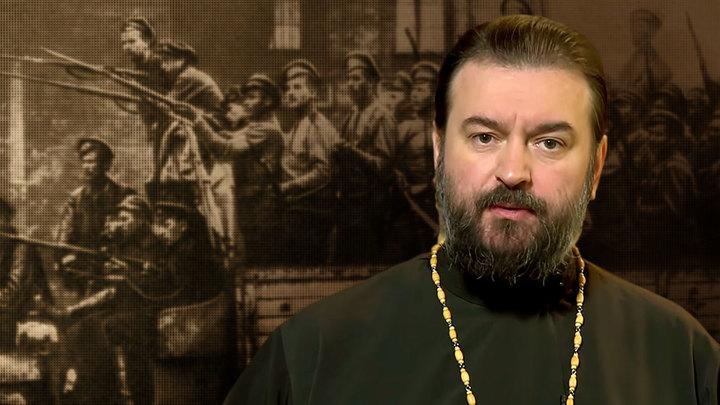Андрей Ткачев: Одна из первых жертв революции