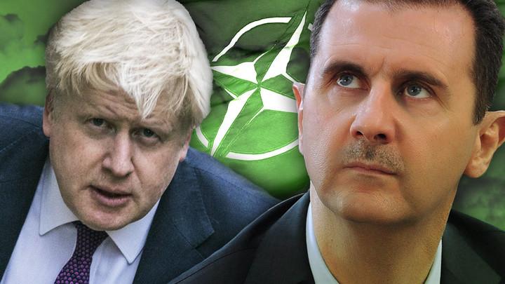 Убрать Асада: В НАТО придумали новый план-провокацию