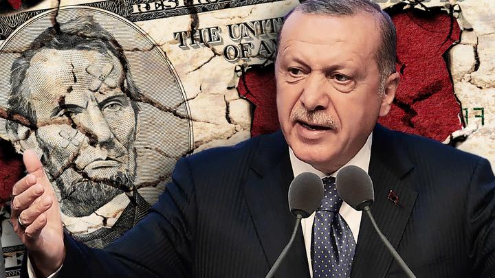 Эрдоган и его зять хотят обвалить доллар