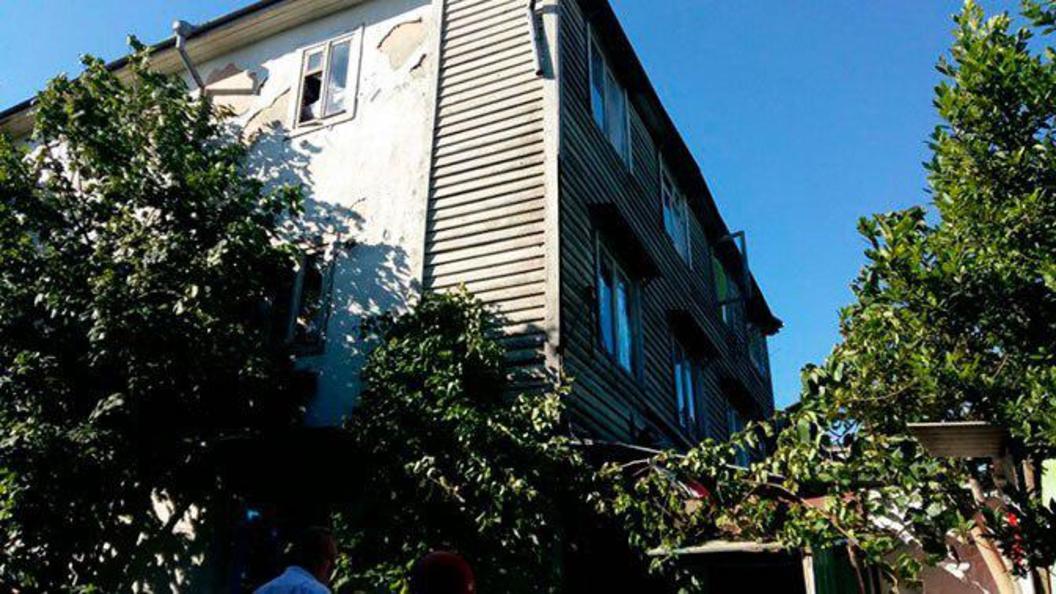 Обрушение дома в Сочи: Здание было непригодно для жилья на протяжении 12 лет