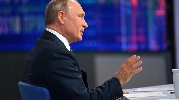 Путин ответил на вопрос, когда жизнь в России наладится: Есть генеральный способ решения