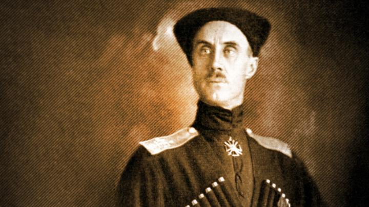 Чёрный барон Петр Врангель – спаситель Белой армии