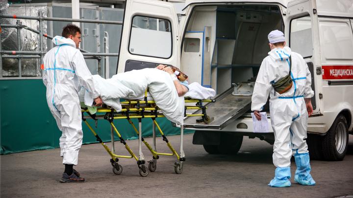 Смертность от коронавируса в Подмосковье за месяц увеличилась на 45%