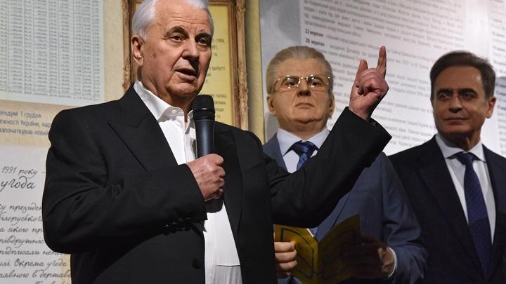 Кравчук проговорился. Политконсультант напомнил Киеву о праве России до польской границы