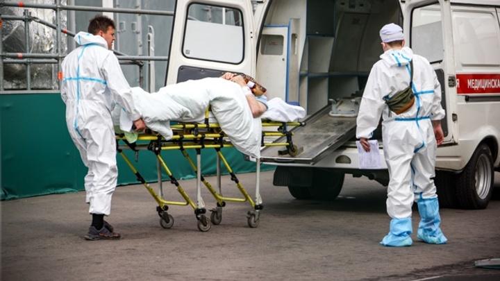 1230 пациентов с коронавирусом умерли в Кузбассе, шесть скончались за сутки