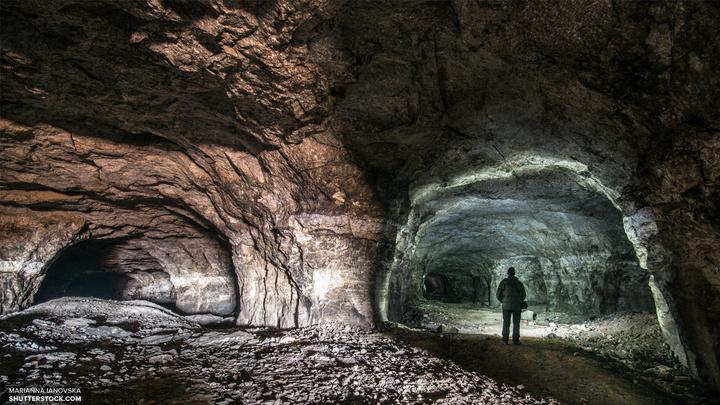 В Китае 11 человек оказались в затопленной шахте