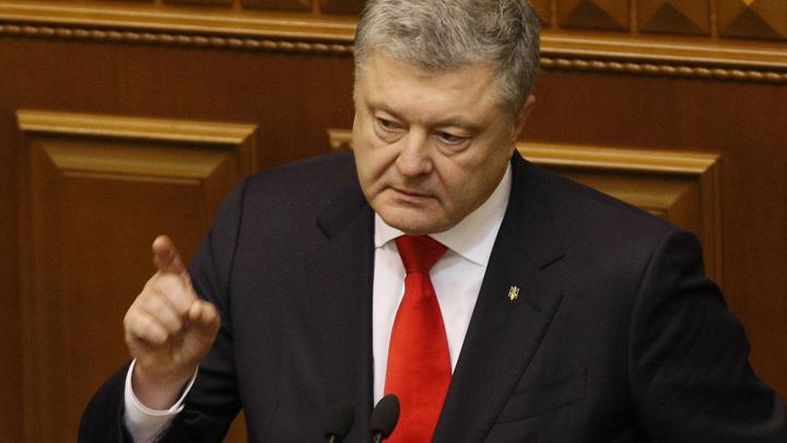 На Украине задним числом отредактировали дату вступления в силу указа о военном положении