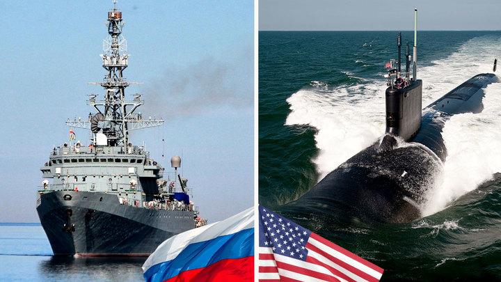 Что-то пошло не так: В России строят тыловую мелочь, в США – атомные подлодки