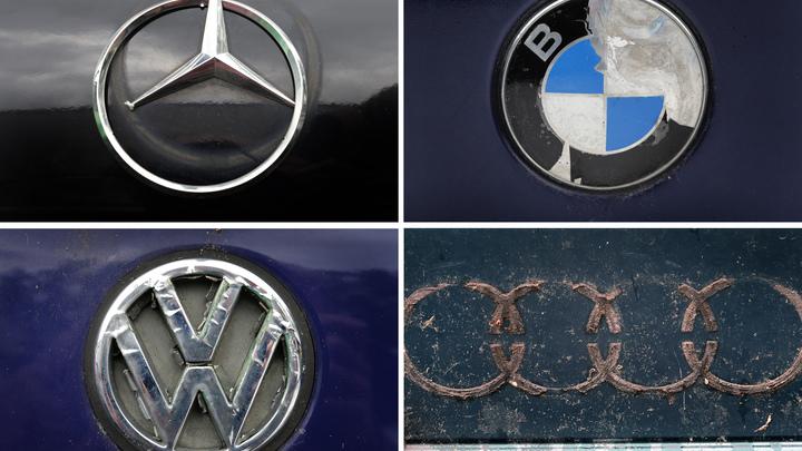 Audi, BMW и Volkswagen подвело хваленое немецкое качество