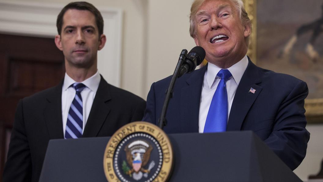 Трамп не может жить с мыслью, что Мексика не хочет оплачивать строительство стены