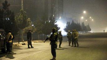 При захвате отеля в Кабуле погибли и пострадали более 35 человек