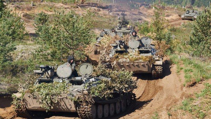 Крупнейшие в истории страны военные учения завершились в Сербии